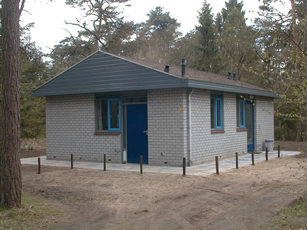 thumbnail for Het Grote Bos verbouw minder validen bungalows